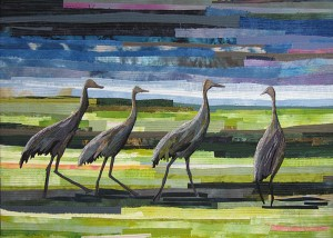 Walk of the Cranes