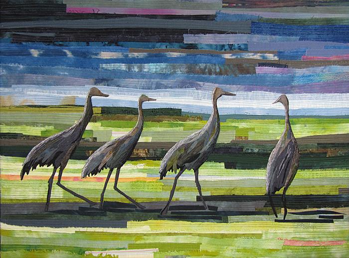Walk of the Cranes