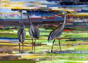 Gawking Cranes